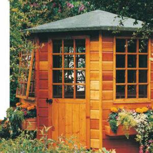 Arreton Summer House  8 x 8