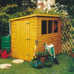 Caldey Garden Shed 10 x 6