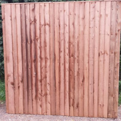 Fence Panel closeboard 6ft x 6ft