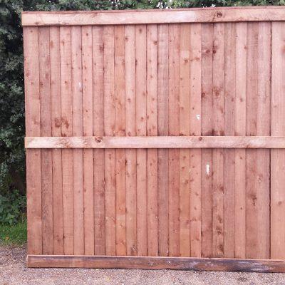 Fence Panel closeboard