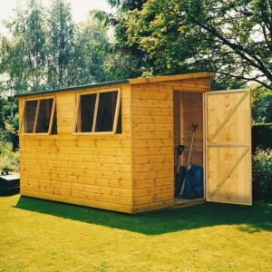 Norfolk Garden Shed 10 x 6