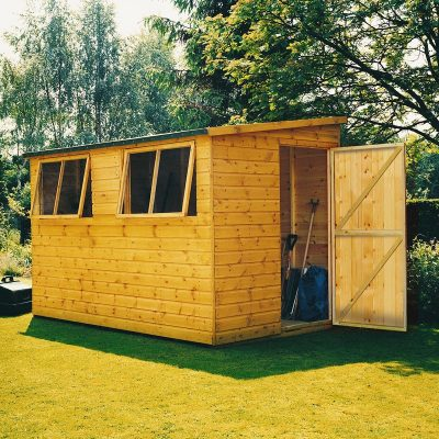 Norfolk Garden Shed 10 x 10
