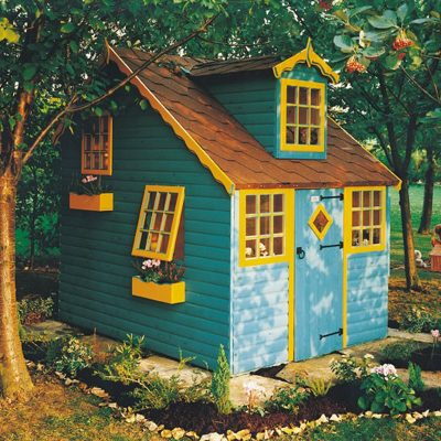 Cottage Playhouse 6 x 8