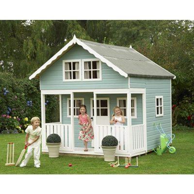 Lodge Play House 8 x 9ft
