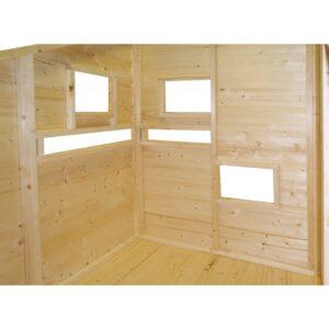 Bunker Play House 6 x 4