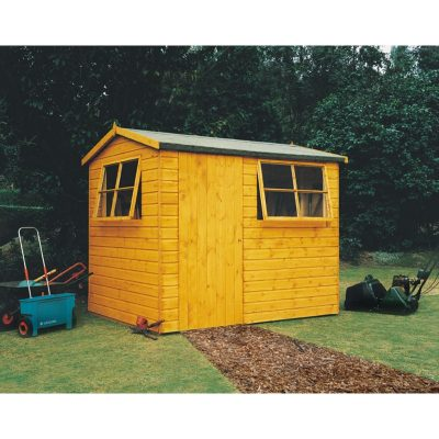 Suffolk Shed 10 x 8