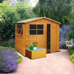Wroxham Garden Shed 10 x 6