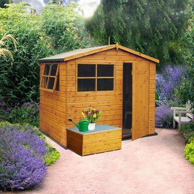 Wroxham Garden Shed 10 x 8