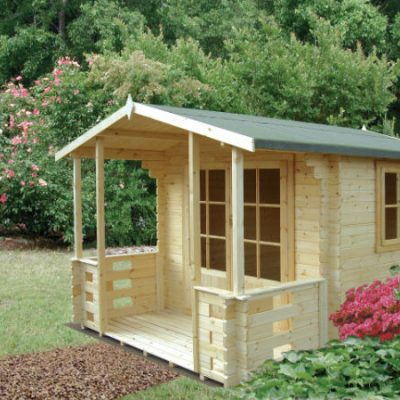Kesteven Log Cabin 10 x 10ft