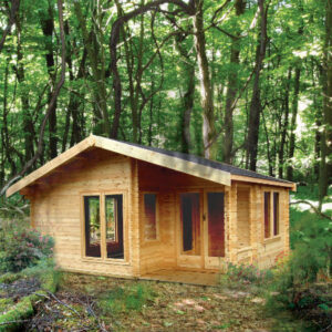New Forest Log Cabin 20G x 13ft