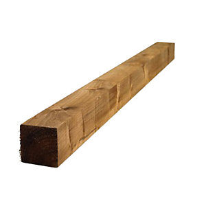 Timber posts 100mm x 100mm