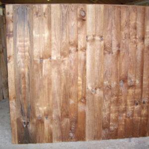 1830mm x 1800mm Closeboard Panel