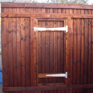 Framed Fence Door Panel