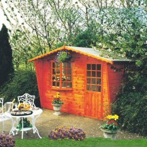 Goodwood summerhouse 9 x 6ft