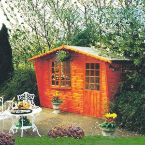 Goodwood summerhouse 10 x 10ft
