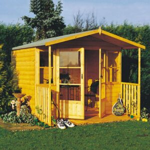 Milton summer house 8 x 6ft