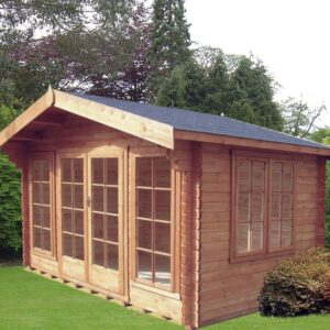 Argyll Log Cabin 14 x 12ft