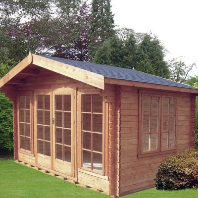 Argyll Log Cabin 12 x 12ft