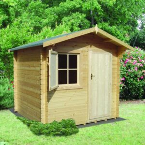 Belham Log Cabin 8ft G x 10ft
