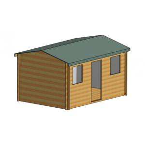 Hemsted Log Cabin 10ft G x 14ft