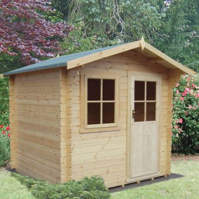 Herewood Log Cabin 12ft G x 12ft