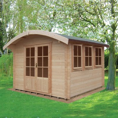 Kilburn Log Cabin 12ft G x 14ft