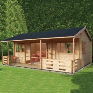 Kingswood Log Cabin 18ft G x 20ft