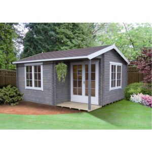 Twyford Log Cabin 14 x 19ft