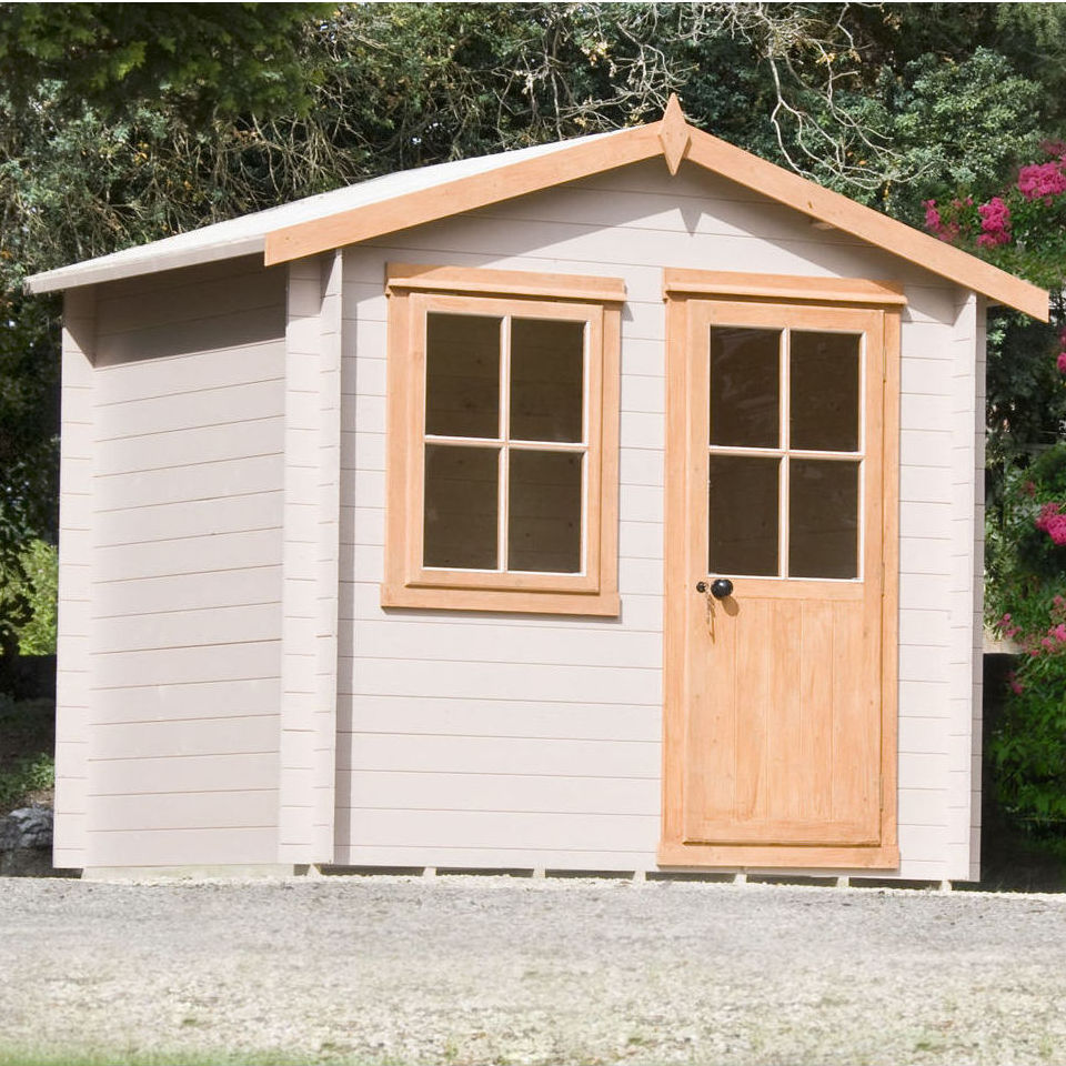 Avesbury Log Cabin 8ft X 8ft Colchester Sheds And Fencing