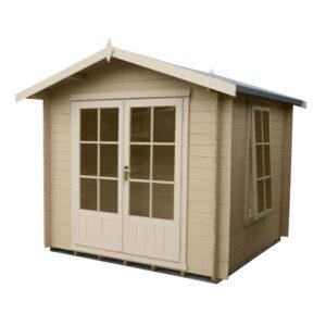 Barnsdale Log Cabin 8ft x 8ft