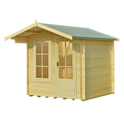 Crinan Log Cabin 8ft x 8ft