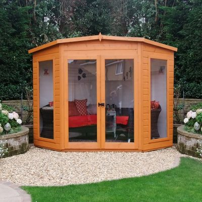 Barclay Summer House 8ft x 8ft