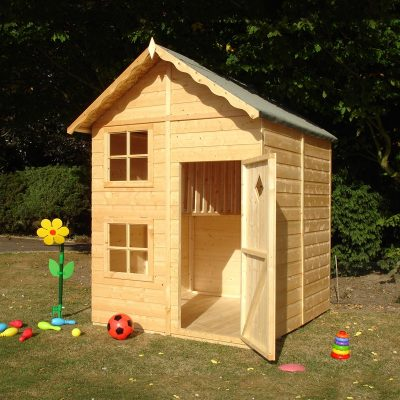 Croft Play House Flatpacked 7ft x 5ft