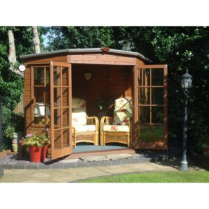 Hampton Summer House 8ft x 8ft