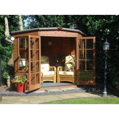 Hampton Summer House 7ft x 7ft