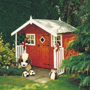 Hobby Play House Flatpacked 6ft x 4ft