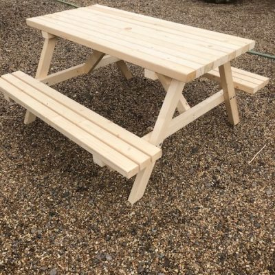 Picnic Table Bench