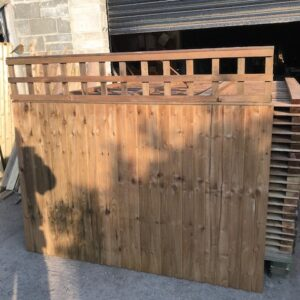 Square trellis 6ft x 1ft
