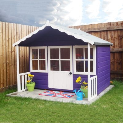 Pixie Play House Flatpacked 5ft x 4ft