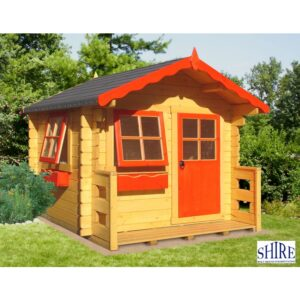 Salcey Play House Flatpacked 6ft x 6ft