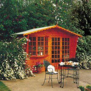 Sandringham Summer House 10 x 6