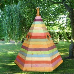 Wigwam Play House Flatpacked 7ft x 6ft