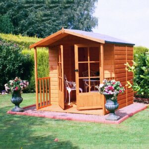 Alnwick 7×7 Summer house