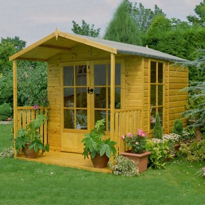 Buckingham Summer House 7ft x 7ft