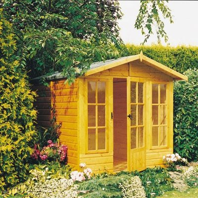 Chatsworthy Summer House 7ft x 7ft