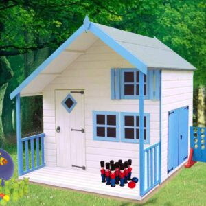 Crib Play House Flatpacked 7ft x 8ft