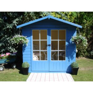 Lumley Summer House 7ft x 5ft