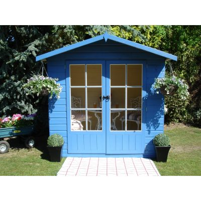 Lumley Summer House 7ft x 5ft
