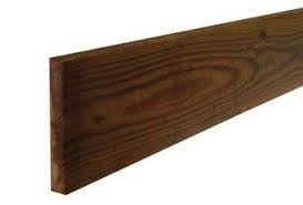Timber Gravel Board 1830mm x 150mm