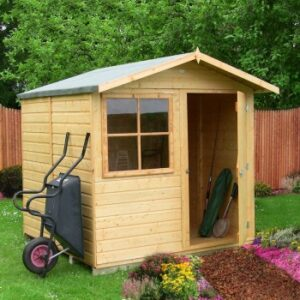 Abri  7 x 7ft Shed